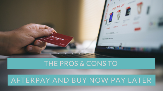 Credit card archives bells budget the pros cons to afterpay and buy now pay later reheart Gallery